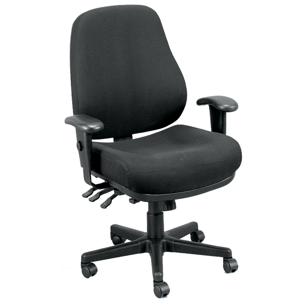 chairs task chairs raynor eurotech 24 7 ergonomic intensive use chair
