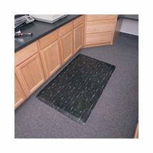 Rhino Marbleized Tile Top Anti-Fatigue Mats - 1/2'' Thick