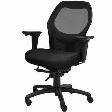 Seating Inc Grid 300 Mesh Back Task Chair With Optional