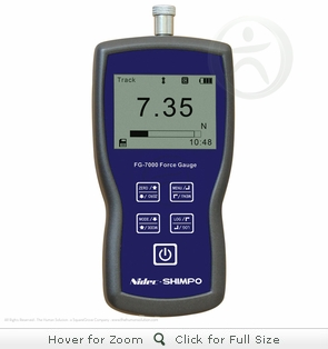 Shimpo FG-7000 Digital Force Gauge