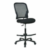 Space Big and Tall Mesh Drafting Chair