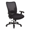 Space Chair Big and Tall Mesh Back Ergonomic Chair (75-37A773)