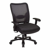 Space Chair Big and Tall Mesh Back Ergonomic Task Chair (75-47A773)
