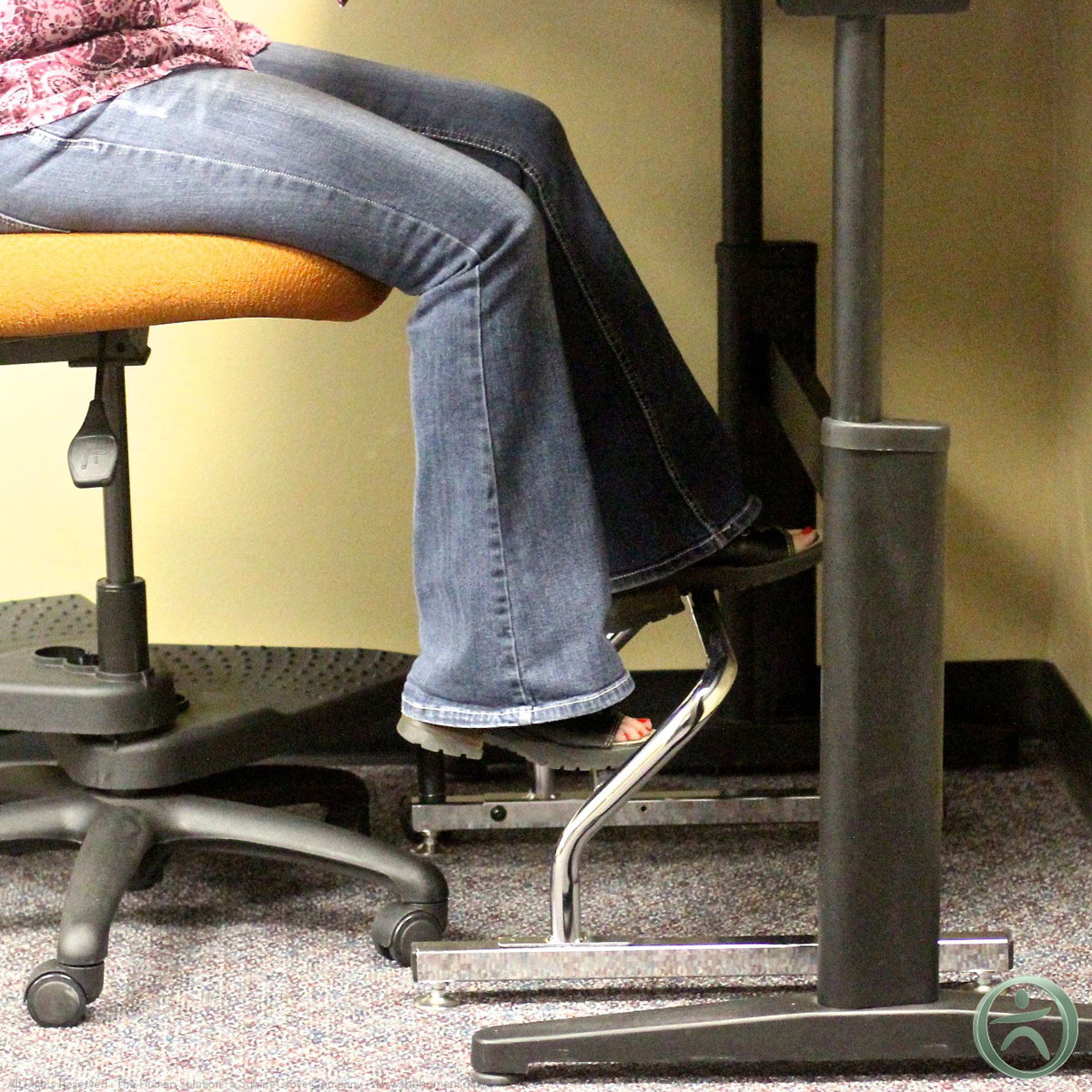 Stand2Learn Standing Desk Footrest