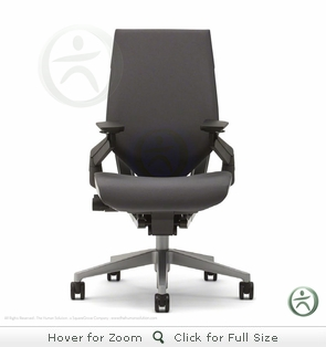 Steelcase Gesture Chair - Standard Configuration