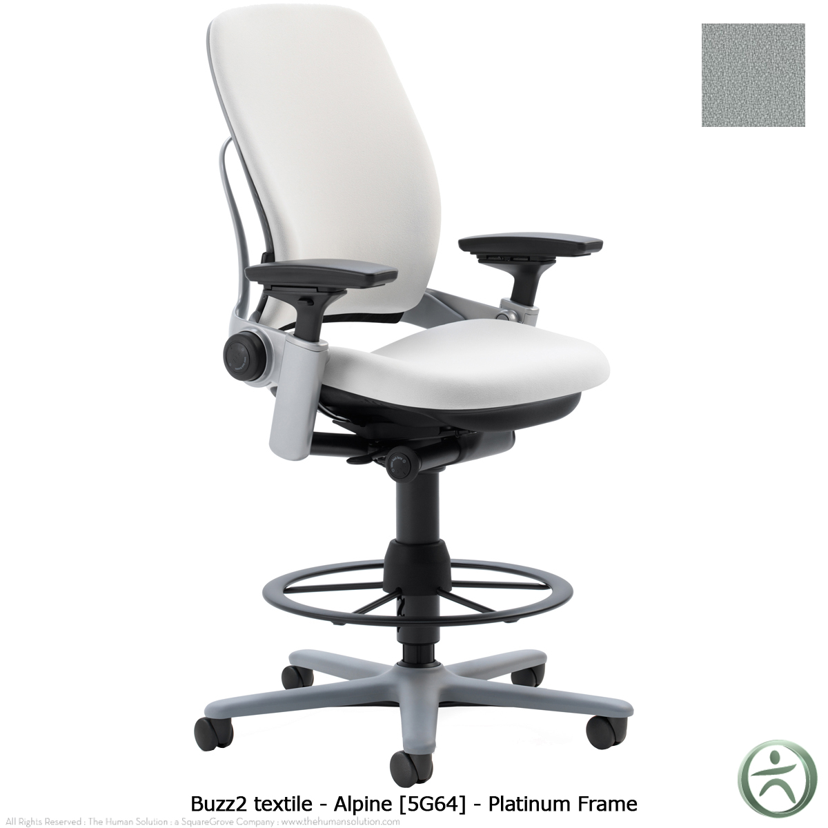 Steelcase Leap Drafting Stool Shop Steelcase Leap
