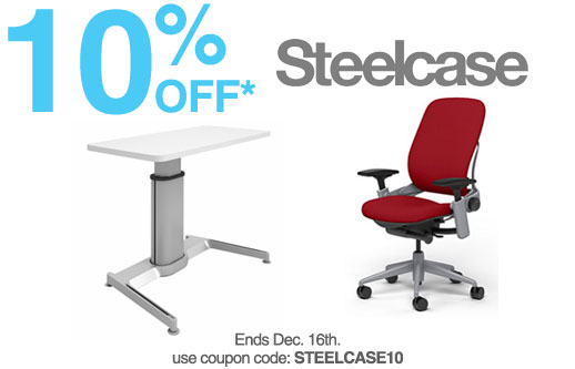Steelcase Monitor Arms
