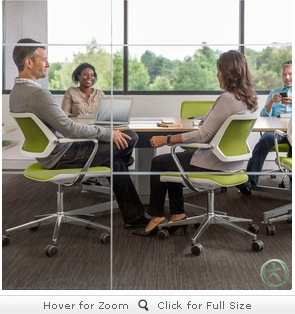 Steelcase QiVi Collaboration Chair