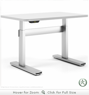 Steelcase Series 7 Electric Height-Adjustable Desk