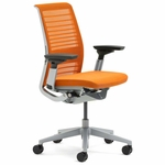 Steelcase Think Chair with 3D Knit Back