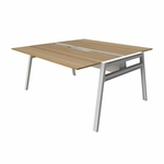 Steelcase Turnstone Bivi Table for Two TS2TTWF3060