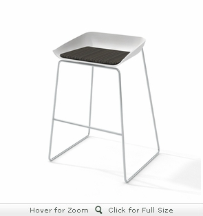 Steelcase Turnstone Scoop Stool TS307