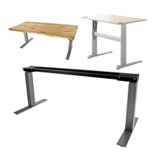 Two Leg Electric Adjustable Height Desks