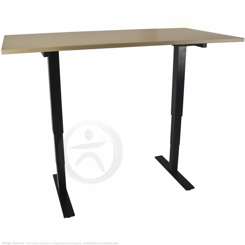 Shop Uplift 830 Counterbalanced Pneumatic Standing Desks