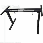 UpLift 900 Electric Sit-Stand Desk Base (Black)