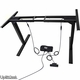 UpLift 900 Height-Adjustable Standing Desk Base (Black Frame)
