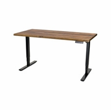 UPLIFT 900 Reclaimed Wood Stand-Up Desk