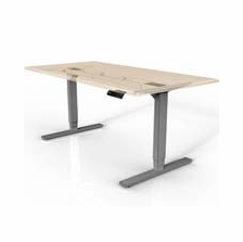 UPLIFT Height Adjustable Sit Stand Desk