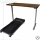 UpLift Solid Wood Treadmill Desk