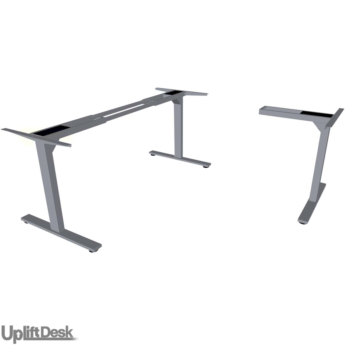 Shop UpLift 950 Height Adjustable 3 Leg Standing Desk Bases