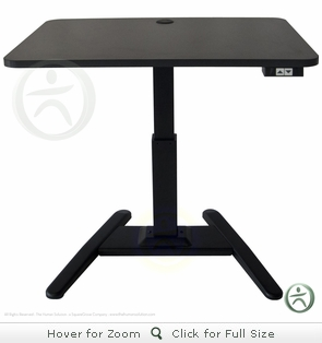 UpLift 975 Electric Sit-Stand Pedestal Desk