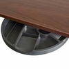 UPLIFT Half Circle Desk Drawer
