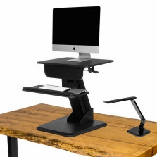 UPLIFT Height Adjustable Standing Desk Converter