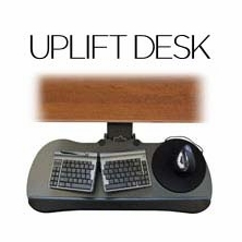UPLIFT Keyboard Trays