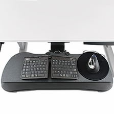 UPLIFT Large Keyboard Tray