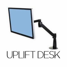 UPLIFT Monitor Arms