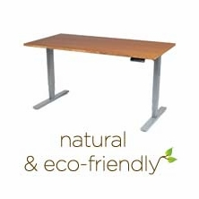 UPLIFT Natural & Eco-Friendly Sit-Stand Desks
