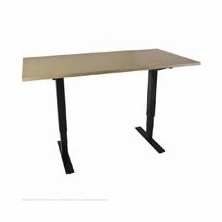 UPLIFT Pneumatic Adjustable Height Desks