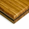 UPLIFT Premium Bamboo 1.5'' Thick Solid Wood Desktop