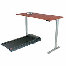 UPLIFT Treadmill Desk