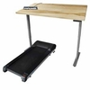 UPLIFT Treadmill Desk with Solid Wood Top