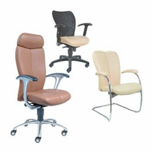 Voss by Via Seating - Luxury Office Suite of Chairs