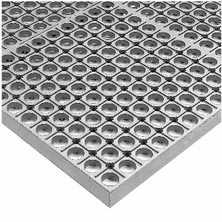 Wearwell 478 1/2'' WorkSafe Light Drainage Mats