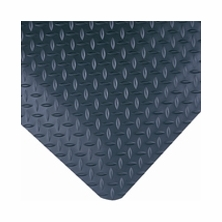 Wearwell 497 5/8'' Diamond Plate Smart Anti-Fatigue Mats