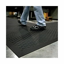 Wearwell 502 5/8'' Rejuvenator Connect Mat Tiles