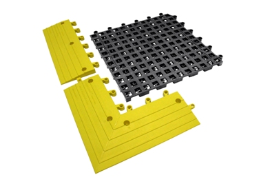 Wearwell 560 Ergodeck Open Grid Tiles And Ramps Shop