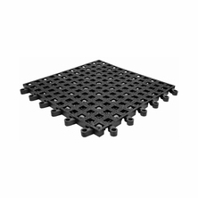 Wearwell 565 ErgoDeck General Purpose Open Grid Tiles and Ramps with GRIT SHIELD