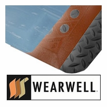 Wearwell Anti-Fatigue Floor Matting