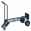 Wesco 2 in 1 Deluxe Industrial Steel Hand Trucks