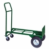 Wesco Greenline Series 656-21 Economical 2-in-1 Convertible Hand Trucks