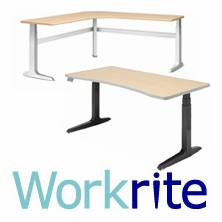 Workrite Adjustable Height Desks