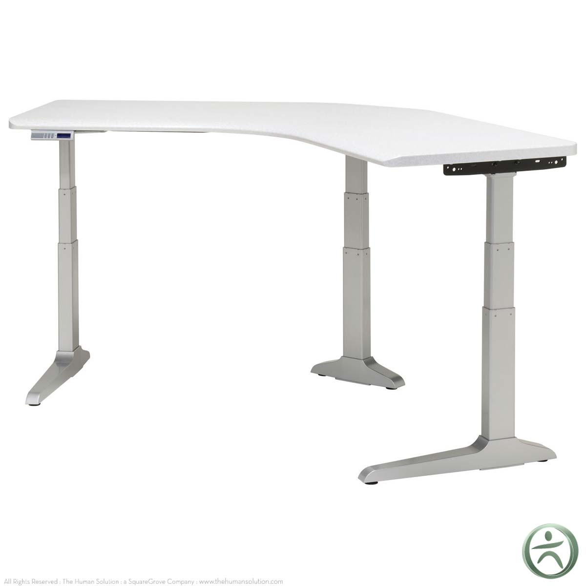 Shop Workrite Sierra HX Desks - Large Equal Corner