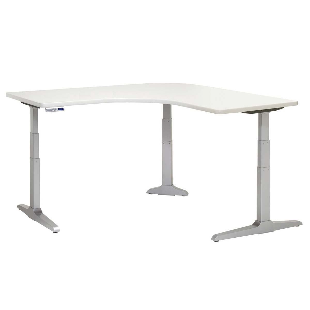 Shop Workrite Sierra Hx Desks Large Equal Corner