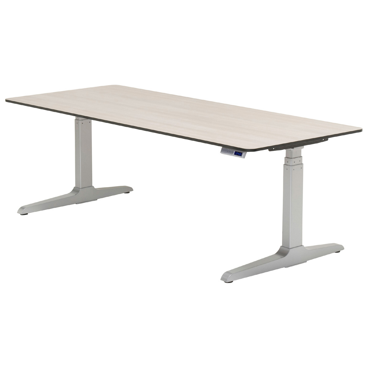 Adjustable Height Desk Reviews Electric Height Adjustable