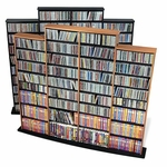 CD DVD Shelf Rack