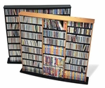 CD DVD Shelf Rack >>